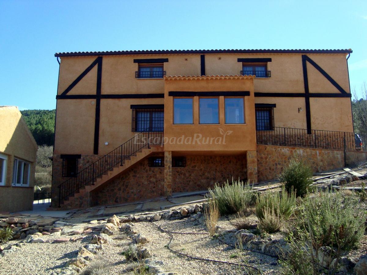 Fotos de casas rurales el fresno casa rural en boniches - Fotos casas rurales ...