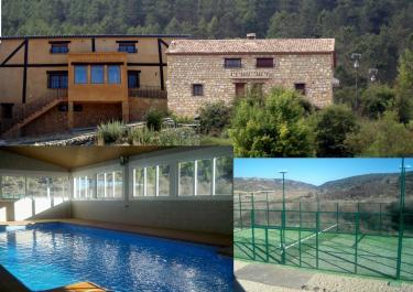 31 casas rurales en castilla la mancha con piscina climatizada for Casas rurales con piscina en alquiler