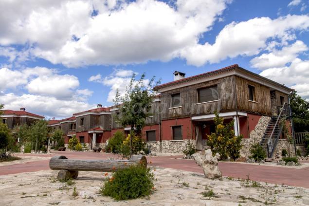 El hosquillo casa rural en las majadas cuenca for Casa rural priego cuenca