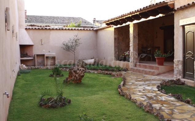 El vallejo casa rural en valverdejo cuenca - Casa rural el vallejo ...