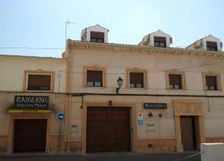 Hostal Rural Plaza** (Cuenca)