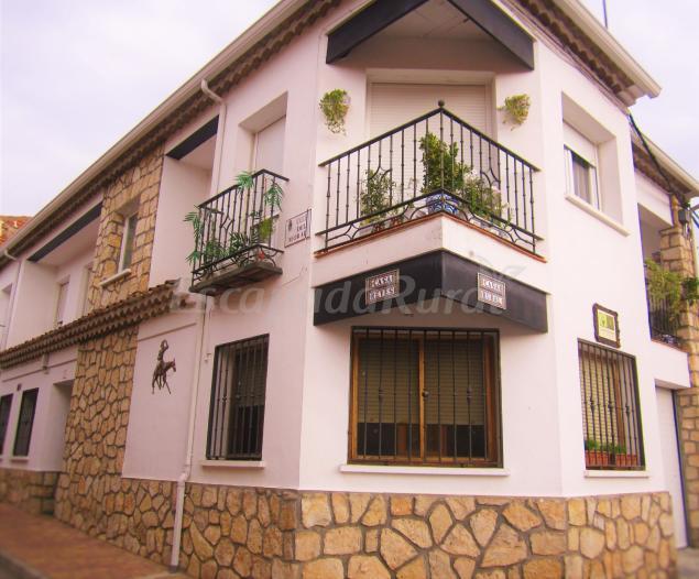 Casa rural casa reyes casa rural en villalba de la for Casa rural priego cuenca