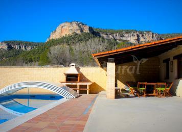 Casa rural Laguna de Uña