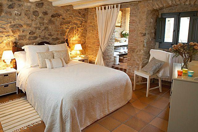 Fotos de hotel con encanto el rac de madremanya casa for Decoracion casas rurales con encanto