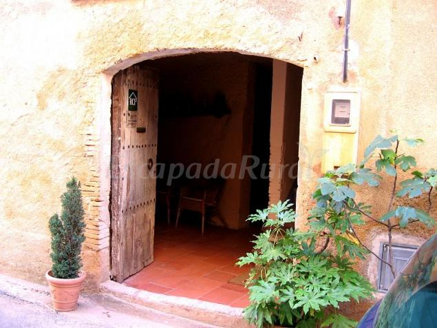 Can corretjola casa rural en navata girona - Can caponet casa rural ...