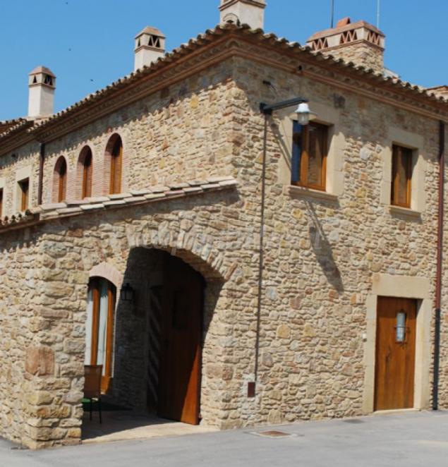 Casa cantonera casa rural en palau sator girona - Casas rurales cantabria baratas alquiler integro ...
