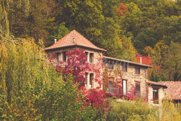 Casa etxalde casa rural a camprodon girona - Casa lloguer girona ...