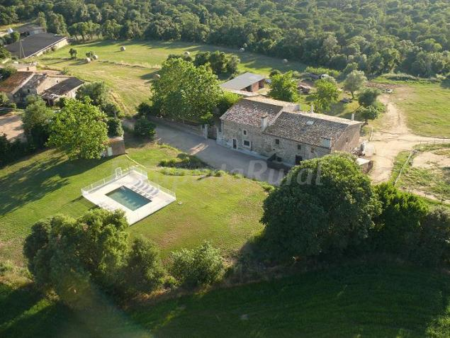 Fotos de can llorens casa rural en llagostera girona - Can caponet casa rural ...