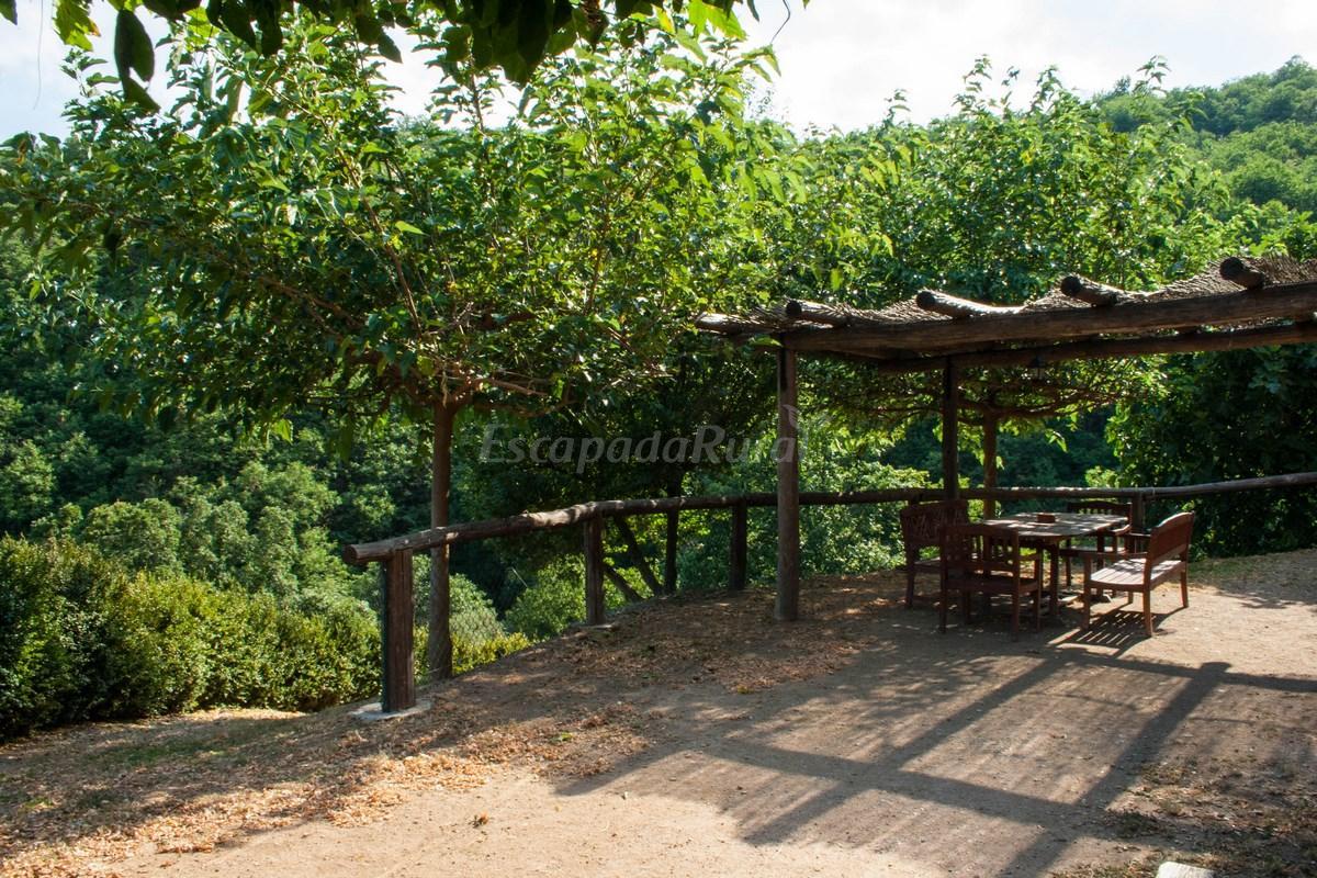 Fotos de la vinyota casa de campo em sant hilari sacalm - Casas en los arboles sant hilari ...