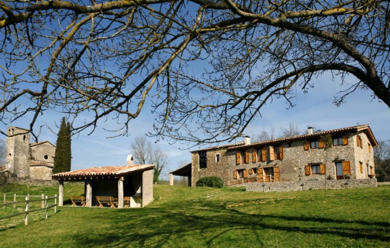 Fotos de la canova casa rural en sant miquel de - Casa rural sant marc ...