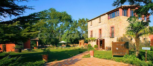 Foto di hotel mas a la palma casa rural en espinavessa - Hotel rural en la palma ...
