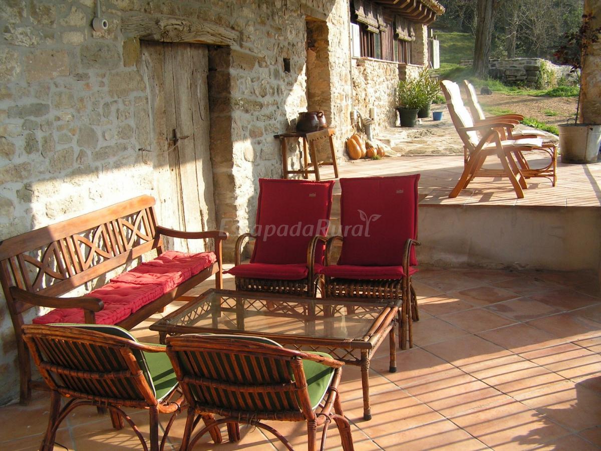 Fotos de mas bai casa rural en sant esteve de ll mena - Tecnicas de restauracion de muebles ...