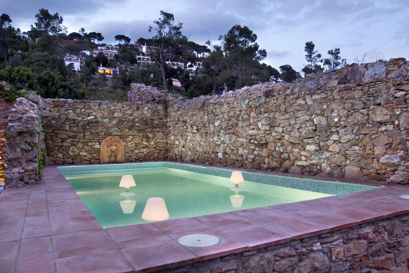 Fotos de ses garites casa rural en pals girona for Casa rural girona piscina