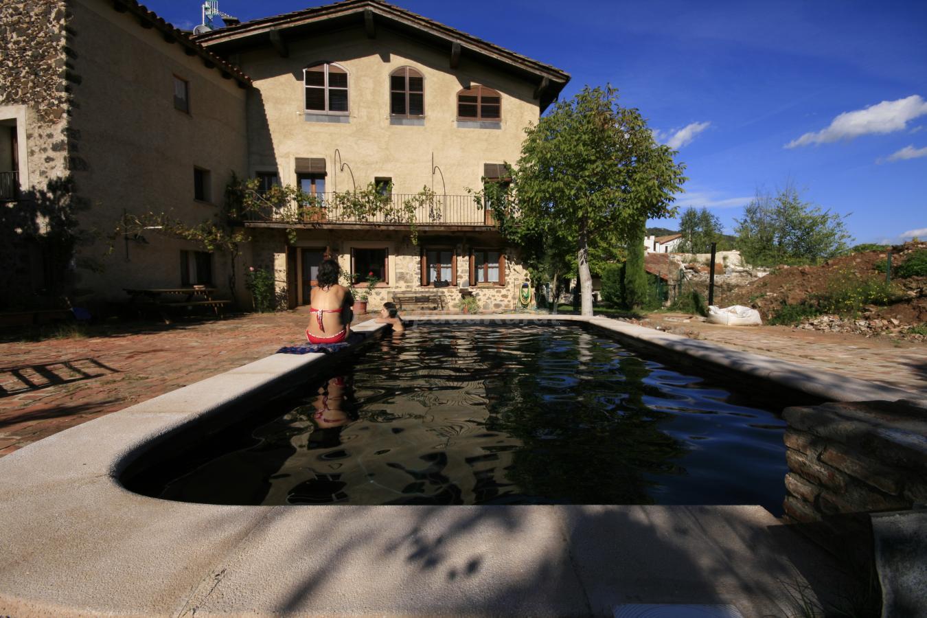 Fotos de mas peracaula casa rural en sant joan les fonts - Casa rural sant marc ...