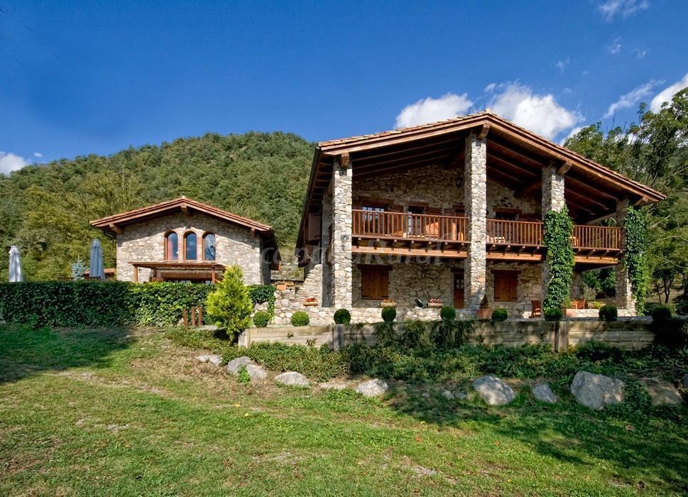 Fotos de el muig casa rural en sant joan de les abadesses girona - Casa rural sant jaume de frontanya ...