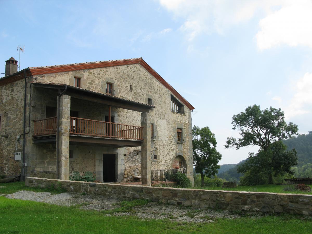 Fotos de la plana de sovelles turismo rural casa rural - Hoteles rurales en girona ...