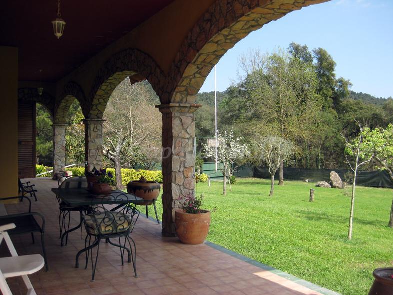 Fotos de casa reposo alma del montseny casa rural en for Casa rural montseny