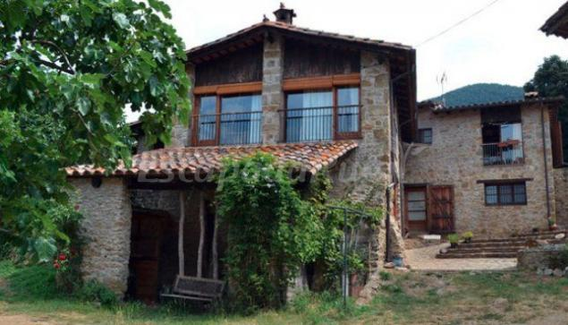 Agroturisme el vilar casa rural a les planes d 39 hostoles girona - Casa lloguer girona ...