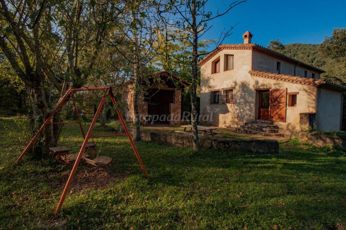 Fotos de cal xicot casa rural en sant joan les fonts - Casa rural sant marc ...