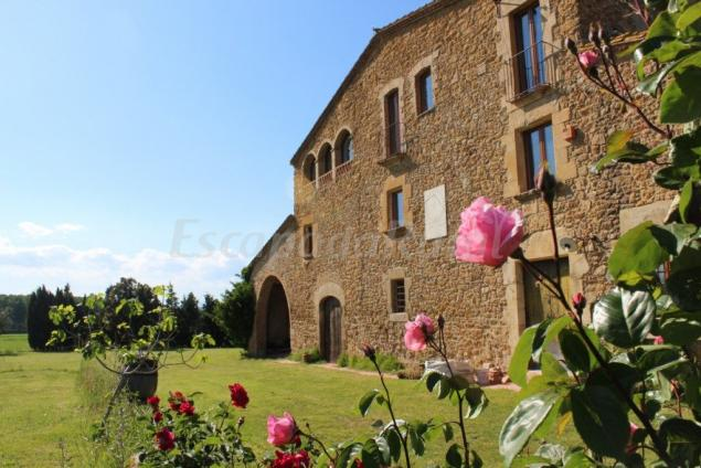 Mas d 39 empord casa rural a castell d 39 empord girona - Casa lloguer girona ...