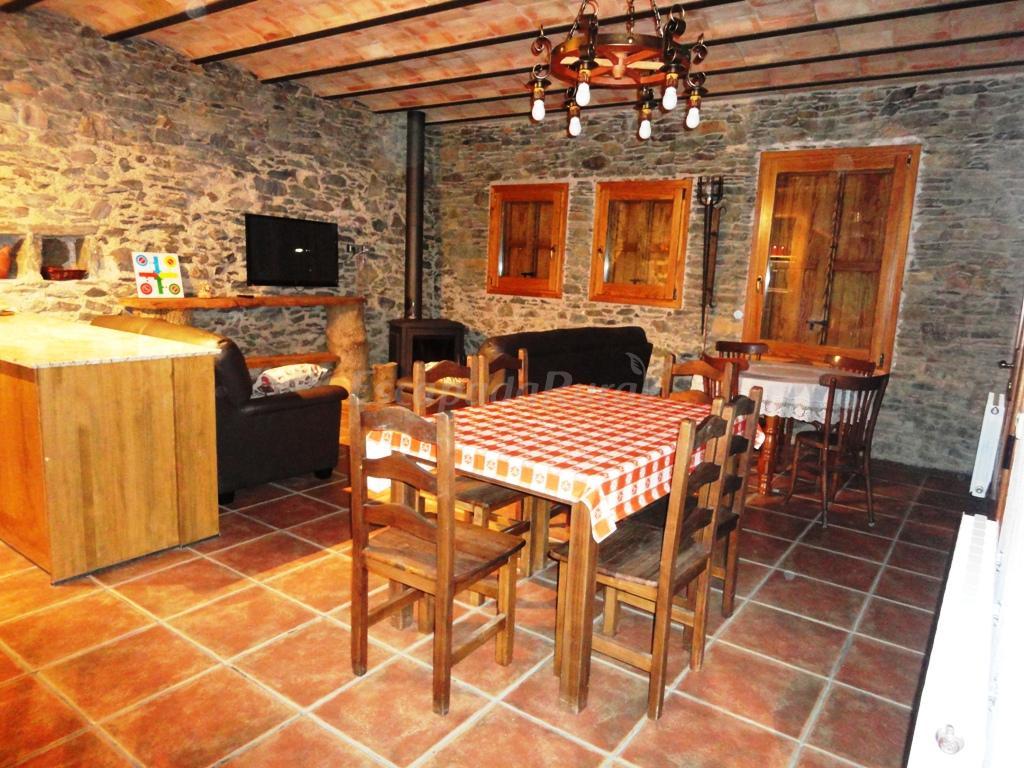 Fotos de la cabanya de cal forn casa rural en queralbs girona - Casa rural queralbs ...