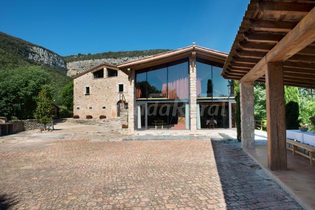 Casas rurales en granollers de rocacorba girona - Casas rurales pais vasco alquiler integro ...