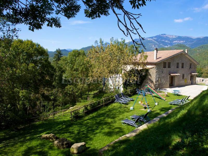 Fotos de mas guanter casa rural en sant joan de les - Casa rural sant marc ...