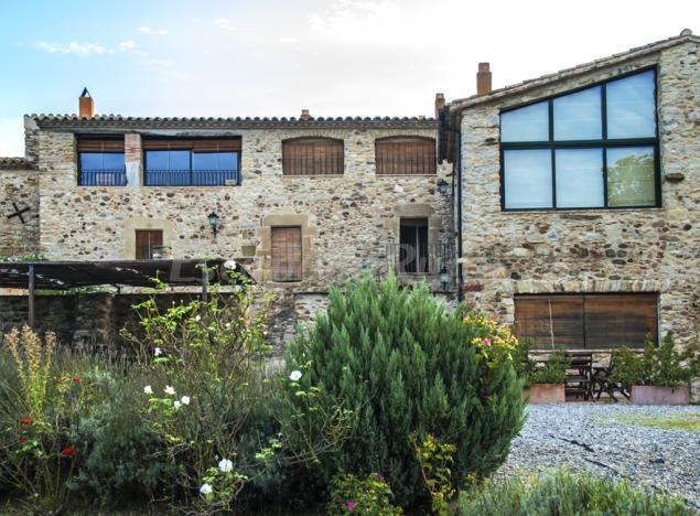 Can puigmiquel casa rural a sant sadurn de l 39 heura girona - Casa lloguer girona ...