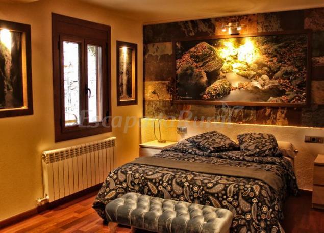 Hotel rural la ortiga blanca casa rural en queralbs girona - Casa rural queralbs ...