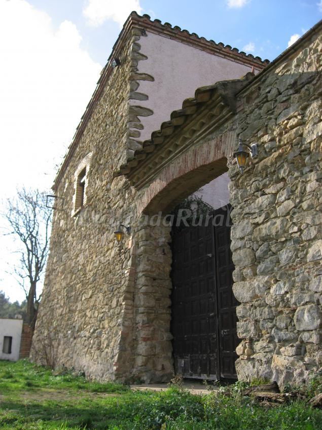 Camallera turismo rural casa rural en camallera girona - Hoteles rurales en girona ...