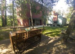 75 casas rurales en el montseny for Casa rural montseny