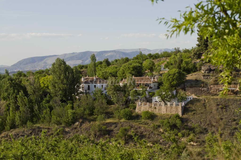 Fotos de cortijo balzain alojamientos rurales casa rural en la zubia granada - Casa rural la zubia ...