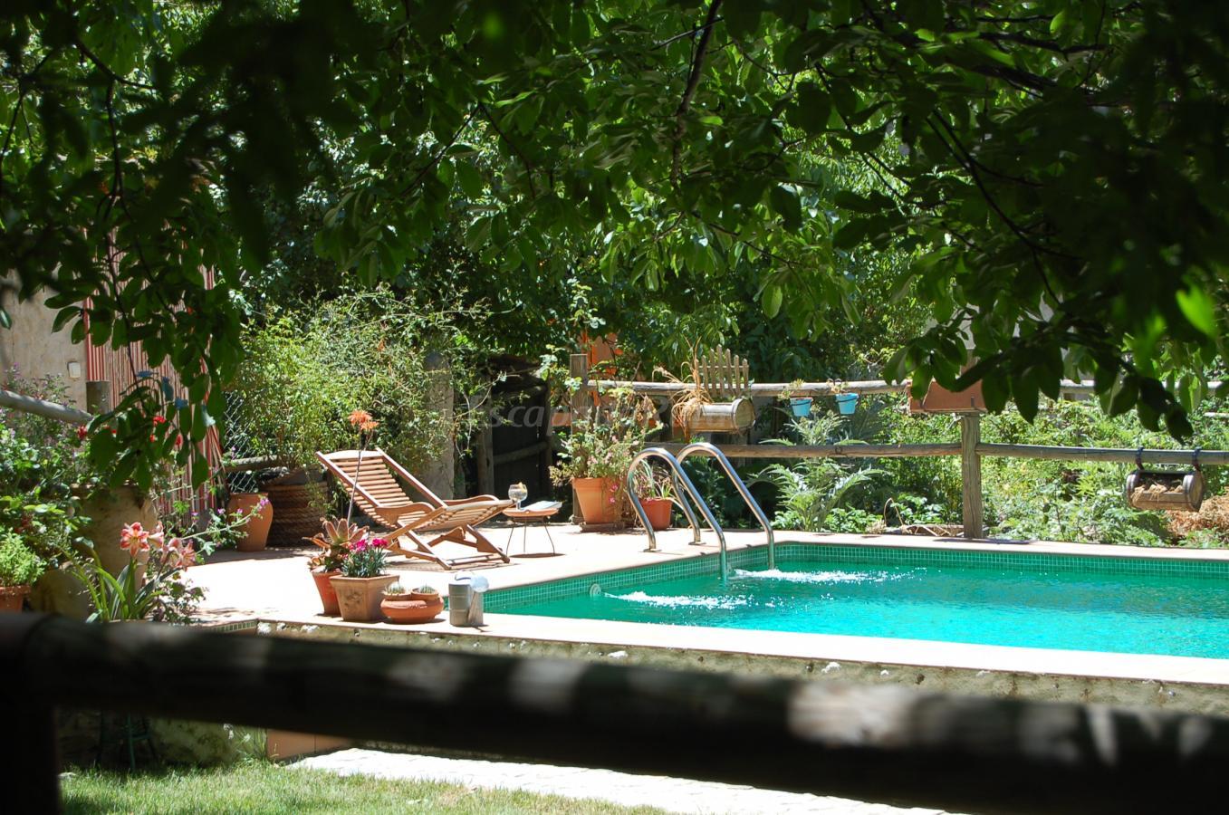 La Huerta Del Cura - Casa rural en Nigüelas (Granada)