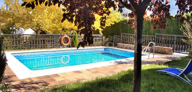 Cortijo Las Encinas Casa Rural En Monachil Granada