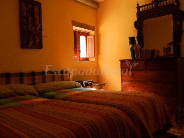 Cortijo La Encina Casa Rural En Lanjaron Granada