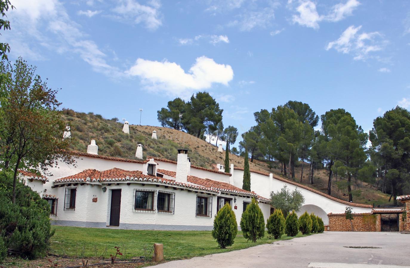 Fotos de cuevas t o tobas casa rural en alcudia de guadix granada - Casa rural guadix granada ...