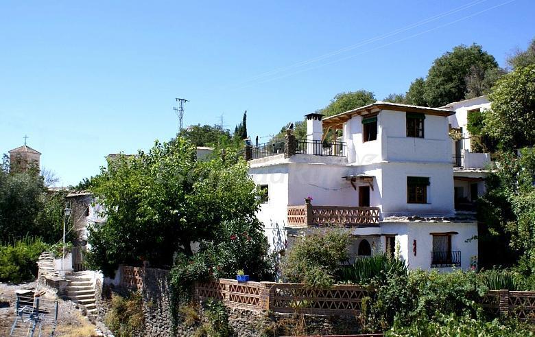 Fotos de casa rural sierra y mar casa rural en ferreirola granada - Granada casa rural ...
