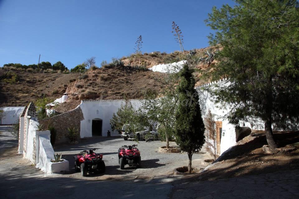 Fotos de casas cueva la tala casa rural en guadix granada - Casa rural guadix granada ...
