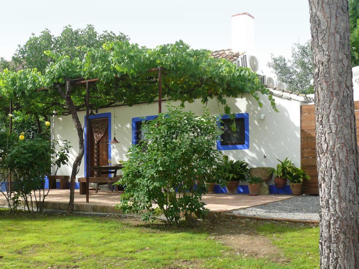 Fotos de Cortijo Algabia Casa rural en Alhendn Granada