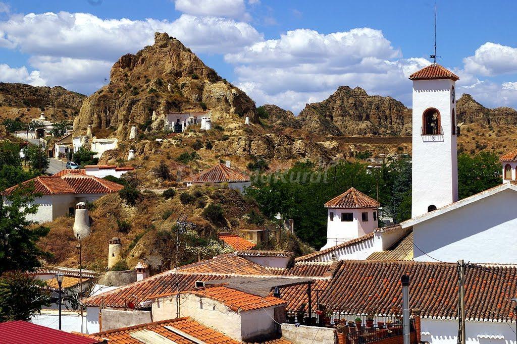 Fotos de cueva la ermita casa rural en guadix granada - Casa rural guadix granada ...