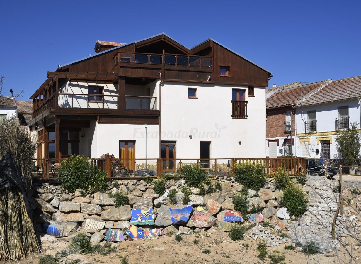 Fotos de la choza de trasmulas casa rural en trasmulas granada - Granada casa rural ...