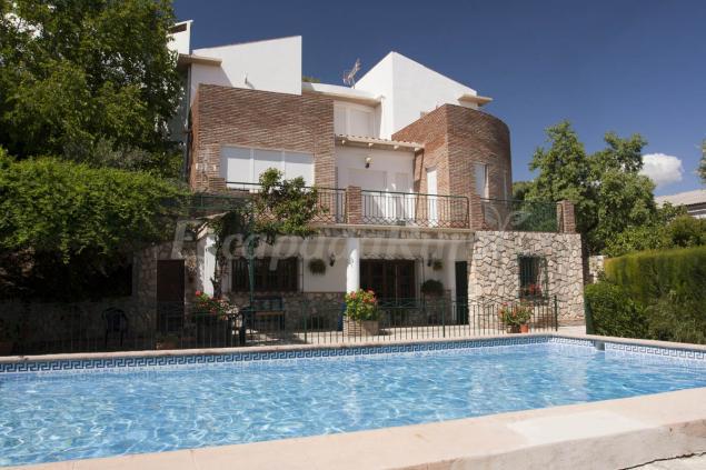 Casa huerta solana casa rural en castril granada - Granada casa rural ...