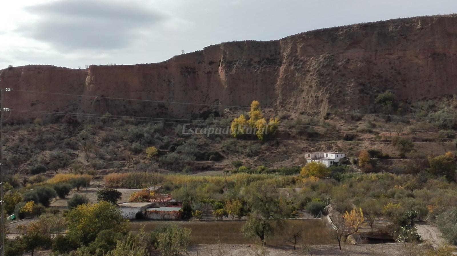 Fotos de la vieja almazara casa rural en ug jar granada - Casa rural casavieja ...