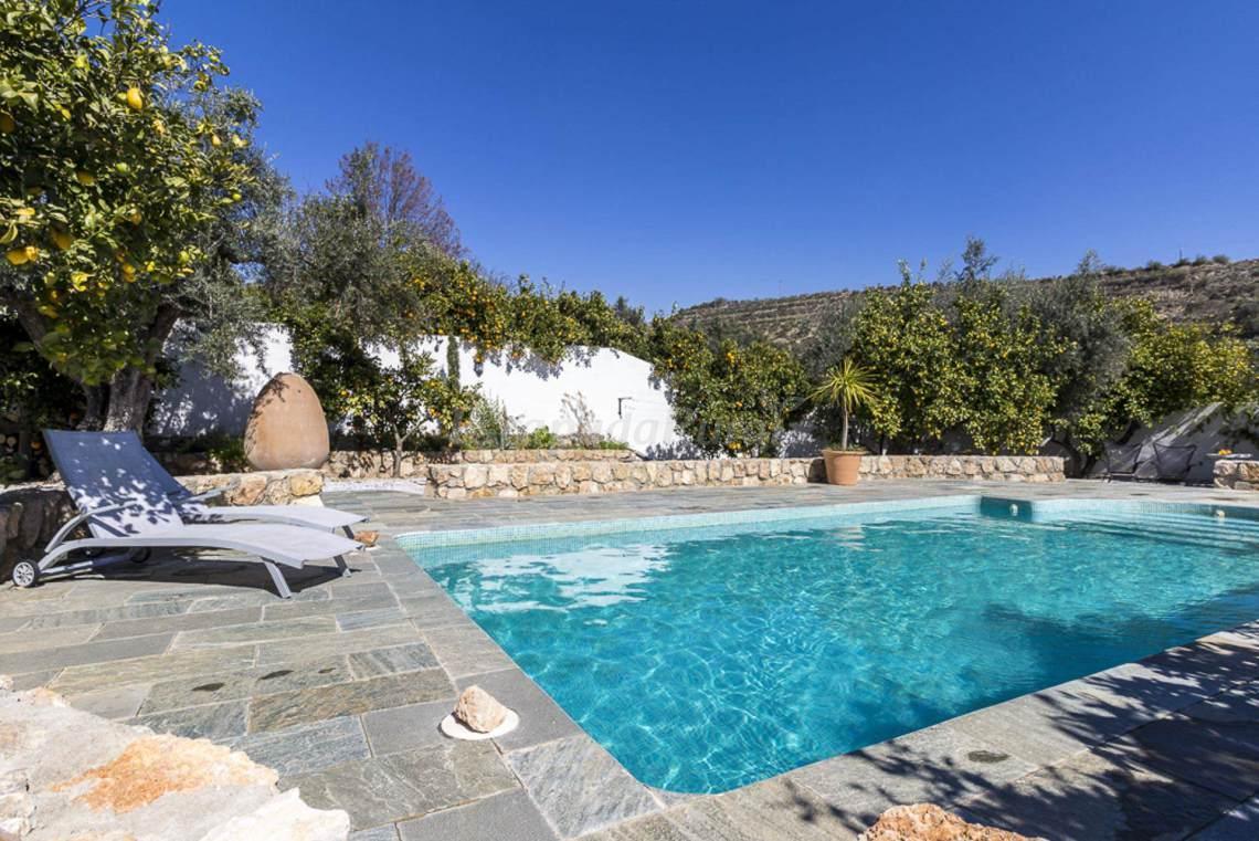 Foto di jard n de los limones casa vacanze ameleg s for Jardin botanico granada precio