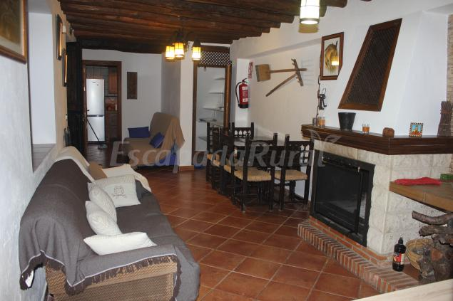 La casa del guarda casa rural en diezma granada - Granada casa rural ...