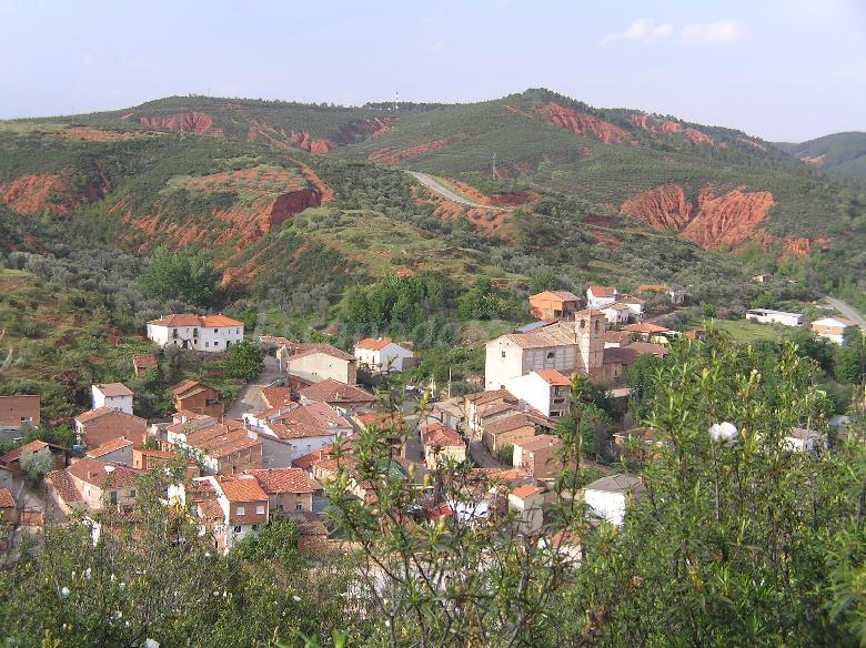 Fotos de el vallejo ii casa rural en puebla de valles - Casas de pueblo en guadalajara ...