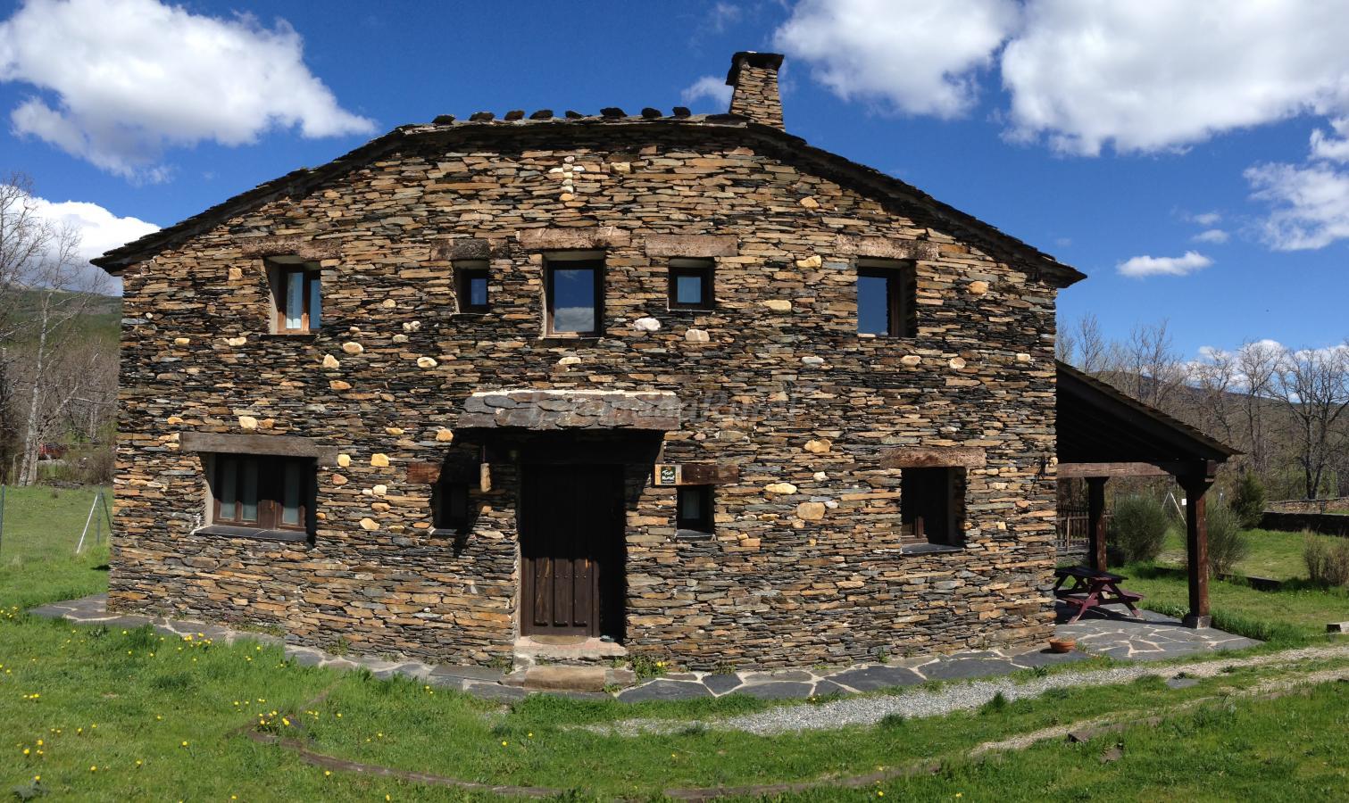 Fotos de la pizarra negra casa rural en campillejo guadalajara - Casas rurales guadalajara baratas ...