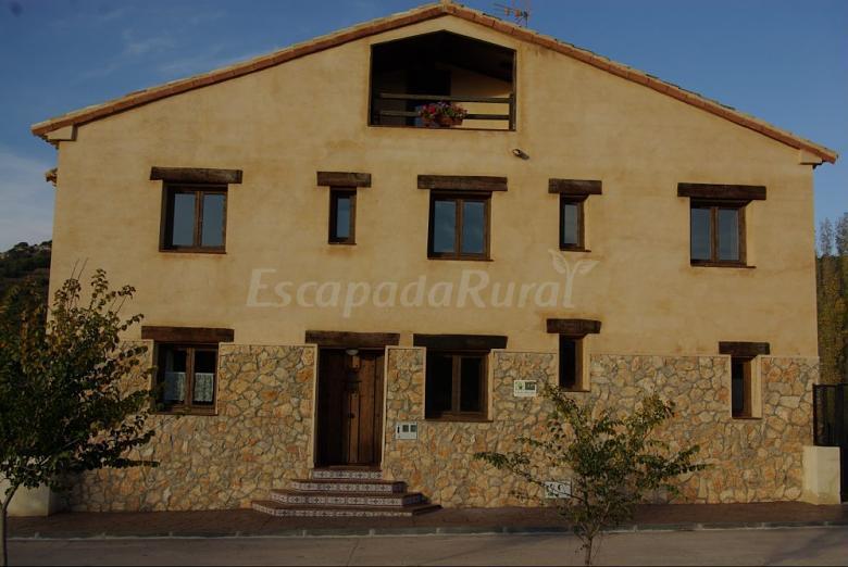Fotos de casa rural la bartola casa rural en castilforte - Casas de pueblo en guadalajara ...
