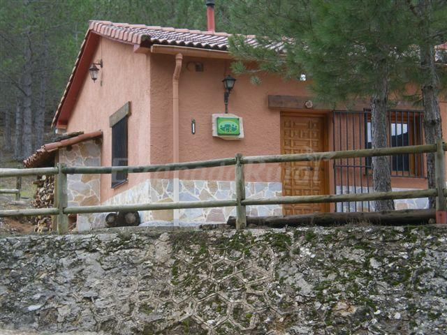 Fotos de casas del salto casa rural en poveda de la sierra guadalajara - Casas del salto ...