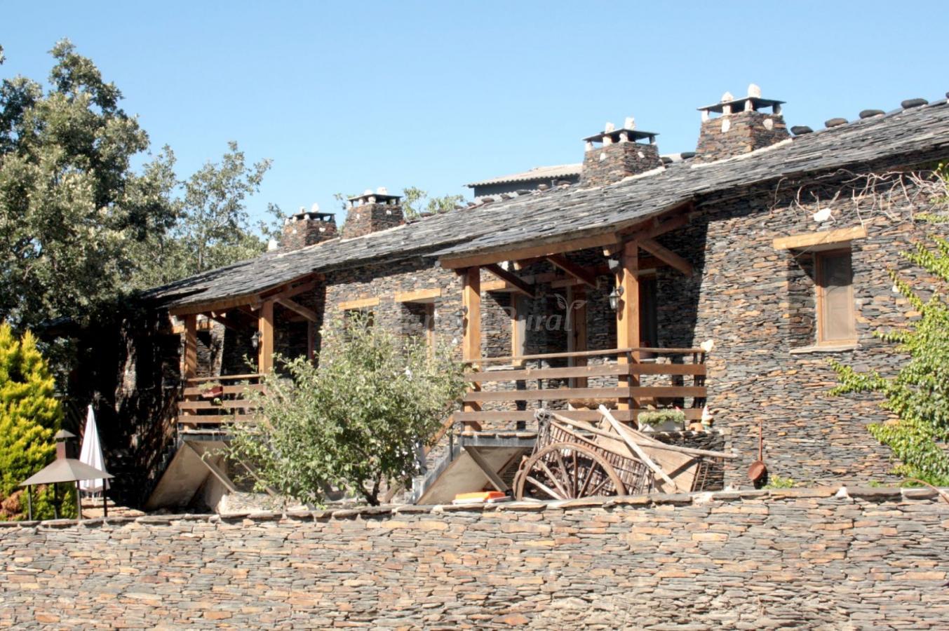 Fotos de apartamentos rurales las cabezadas casa rural en majaelrayo guadalajara - Casas rurales guadalajara baratas ...
